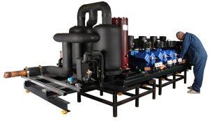 4 x HGX6 1240 4S Compressor Unit