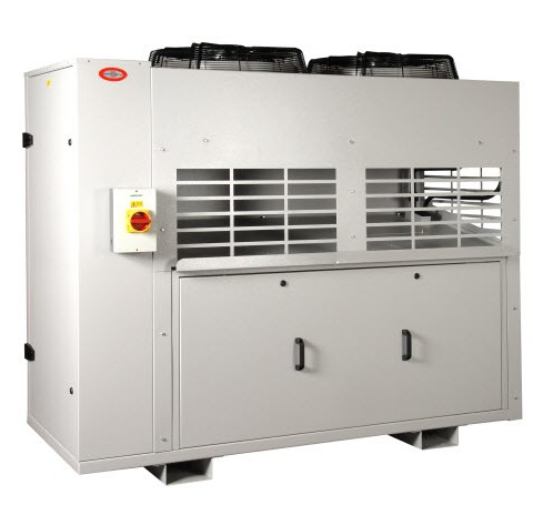 Multi-Compressor Condensing Unit by Compak (A)